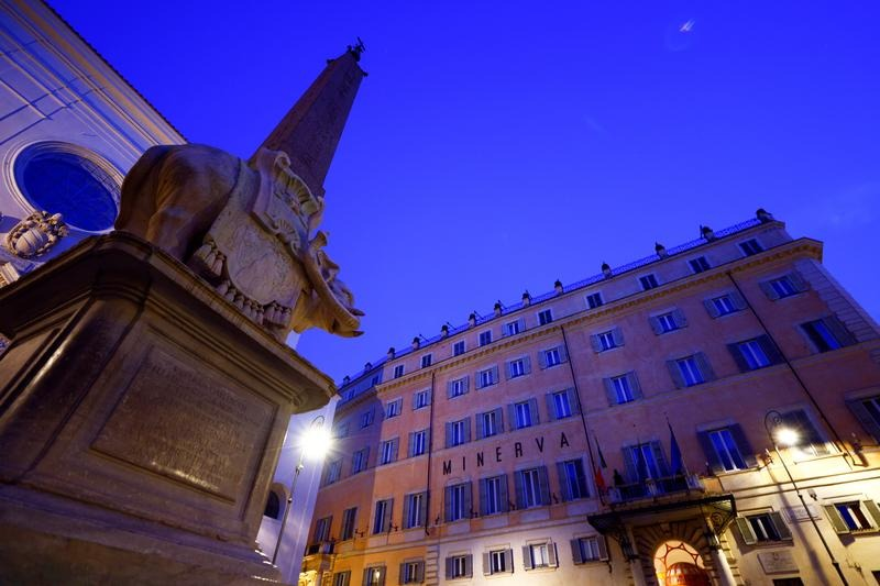 Investors check out Italy's top hotels